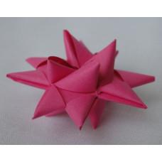 50 Pink Handmade Origami Stars
